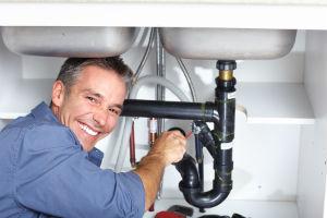 emergency plumbing job on a Granada Hills, CA property
